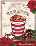 Hot Cocoa Caramel Art Print