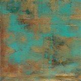 Rustic Elegance Square III Art Print