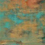 Rustic Elegance Square IV Art Print