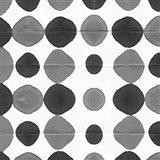 Watermark Black and White III Art Print