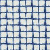 Blue Shibori IV Art Print