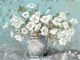 Morning Blossom Still Life Art Print