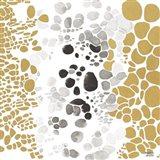 Speckled Trio III Art Print