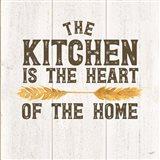 Farm Life II Kitchen Home Art Print