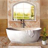 Marble Bath I Art Print