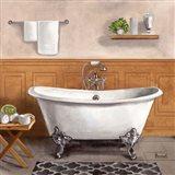 Serene Bath I Art Print
