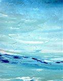 Oceanside View II Art Print