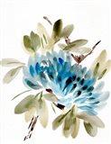 Farmhouse Florals VI Art Print
