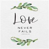 Inspirational Life IV-Love Art Print