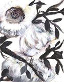Farmhouse White Bush I Art Print