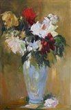 Flower Power Vase Art Print