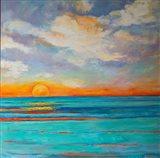 Zuma Beach Dream Art Print