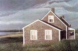 Crooked House Art Print
