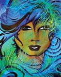 Urban Glam II Art Print
