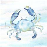 Great Blue Sea XIII Art Print