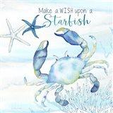 Great Blue Sea XXII Art Print