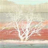 Treescape #1 (detail) Art Print