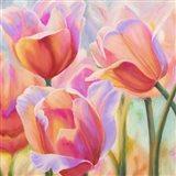 Tulips in Wonderland II Art Print
