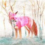 The Wilderness (detail) Art Print