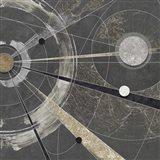 Orbitale I Art Print