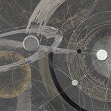 Orbitale II Art Print