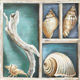 Collection of Memories I Art Print