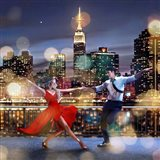 Dancin' in the Moonlight (detail) Art Print