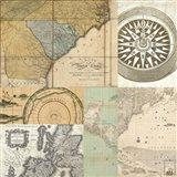 Cahiers de Voyage IV Art Print