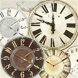 Timepieces II Art Print