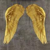 Angel Wings I Art Print