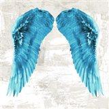 Angel Wings II Art Print