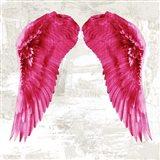 Angel Wings III Art Print