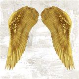 Angel Wings IV Art Print