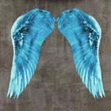 Angel Wings V Art Print