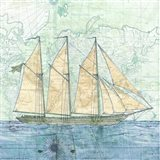 Vessel I Art Print