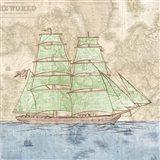 Vessel II Art Print