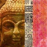 Siddharta (Detail) Art Print