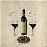 Bordeaux Superieur Art Print