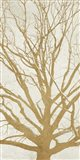 Golden Tree II Art Print