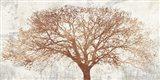 Tree of Bronze Art Print