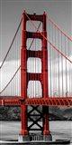 Golden Gate Bridge II, San Francisco Art Print