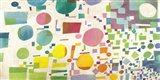 Multicolor Pattern I Art Print