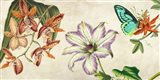 Panneau Botanique I Art Print