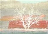 Treescape #1 (Subdued) Art Print