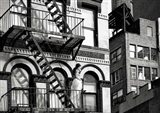 TriBeCa Beauty, NYC Art Print