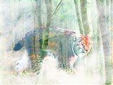 Silent Hunter Art Print