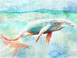 Seas of Serenity Art Print