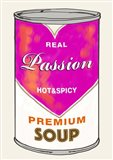 Passion Soup Art Print