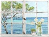 Mediterranee Art Print