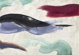 Waves of Colors Art Print